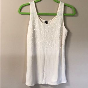 Sequin Tank top from Maurice's